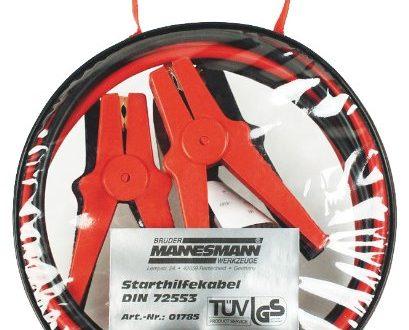 mannesmann starthilfekabel 16 mm in rundtasche m01785 409x330 - Mannesmann Starthilfekabel 16 mm, in Rundtasche, M01785